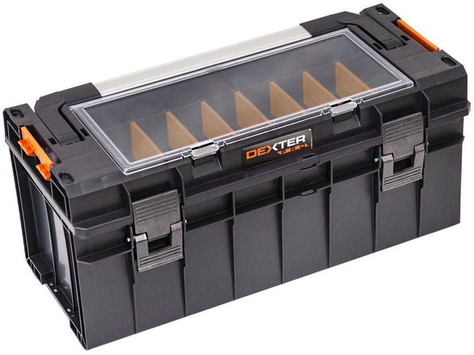Skrzynka narzędziowa DEXTER PRO S600 54.5 x 27 x 24.5 cm DEXTER
