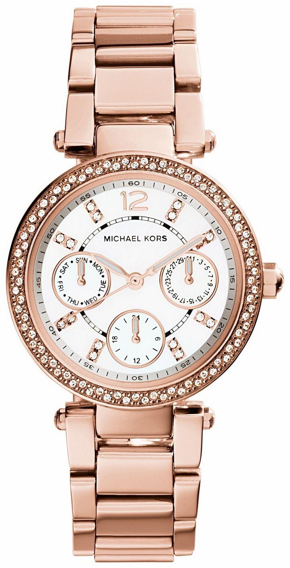 Zegarek Michael Kors MK5616 MINI PARKER - CENA DO NEGOCJACJI - DOSTAWA DHL GRATIS, KUPUJ BEZ RYZYKA - 100 dni na zwrot, możliwość wygrawerowania dowolnego tekstu.