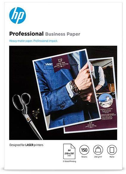 Papier HP Professional Laser 7MV80A - 200g/m - A4 - 50szt. - Matowy