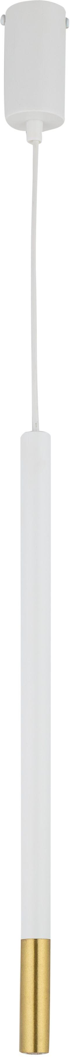 Sopel due lampa wisząca biało złota 33236 - Sigma // Rabaty w koszyku i darmowa dostawa od 299zł !