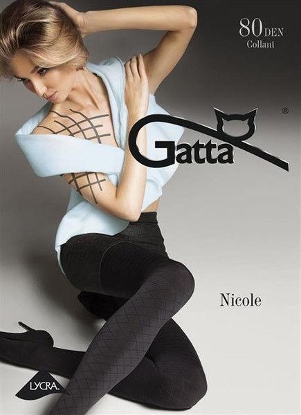 Gatta Nicole - Tights Nero