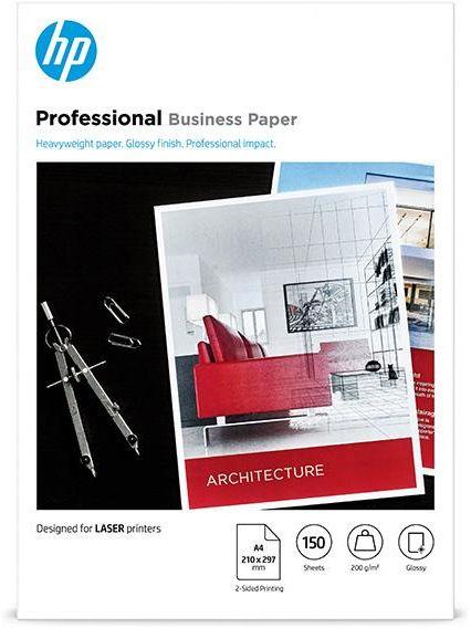 Papier HP fotograficzny Professional - A4 - 200g/m - 150szt. - Błyszczący