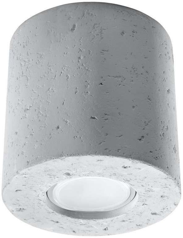 Sollux - plafon orbis beton