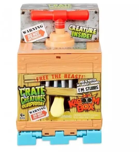 Crate Creatures Surprise KaBOOM Box Stubbs - MGA