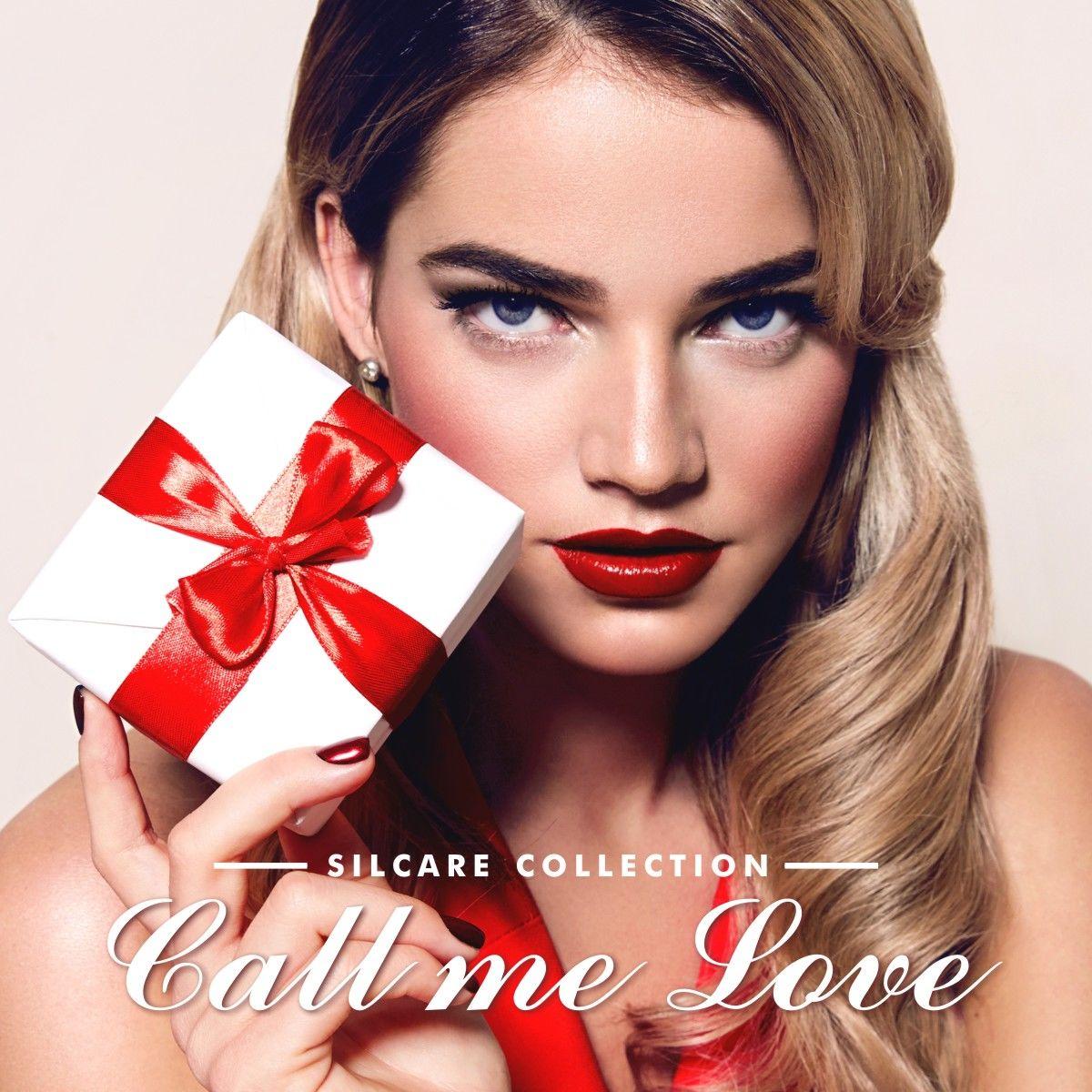 SILCARE INSPIRACJE Kolekcja Call me Love - walentynkowa