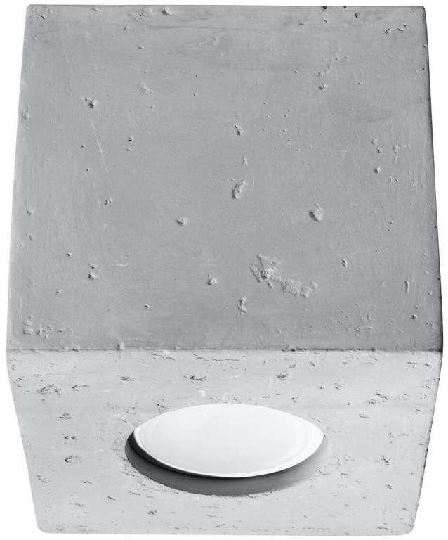 Sollux - plafon quad beton