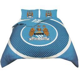 Manchester City - pościel podwójna