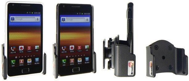Uchwyt pasywny do Samsung Galaxy S II i9100 & Samsung Galaxy S III i9300 w futerale