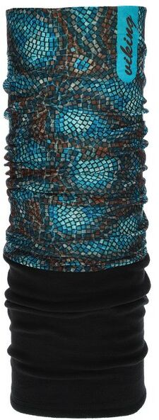 VIKING bandana wielofunkcyjna POLARTEC OUTSIDE blue 420/21/8700/70 Rozmiar: UNI,420/21/8700/70/UNI