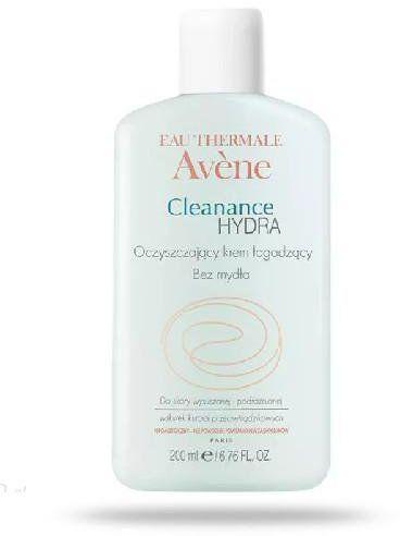 Avene Cleanance Hydra krem oczyszczająco łagodzący 200 ml