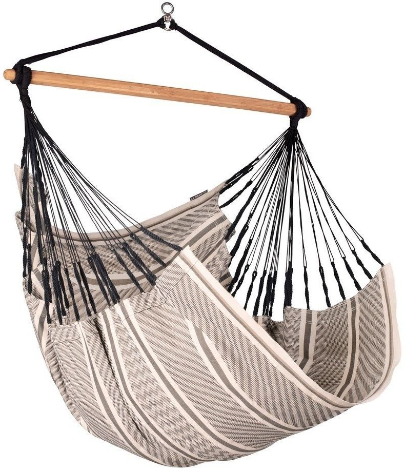 Lasiesta - habana zebra - fotel hamakowy comfort