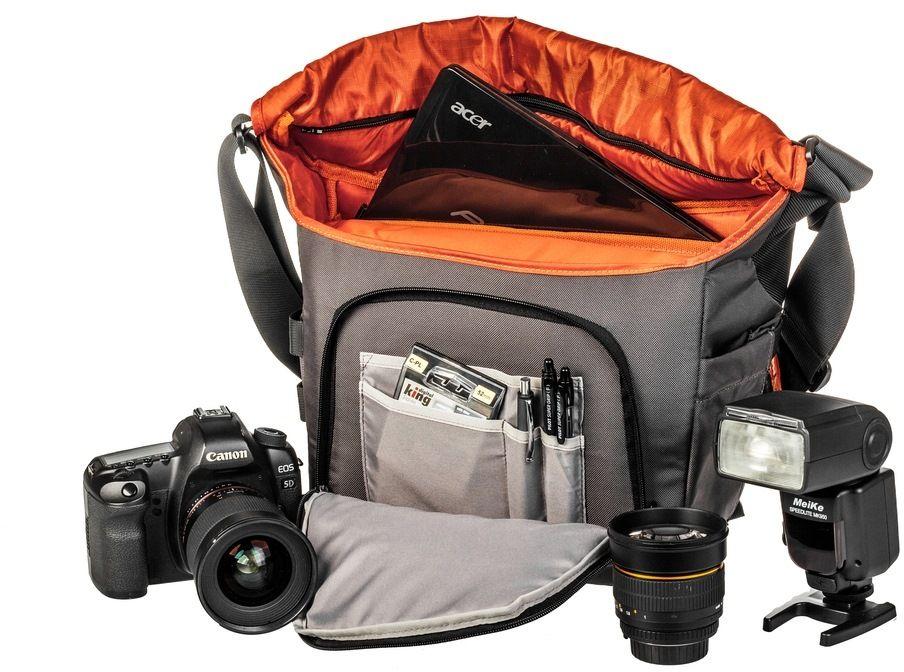 Genesis Michigan - torba fotograficzna