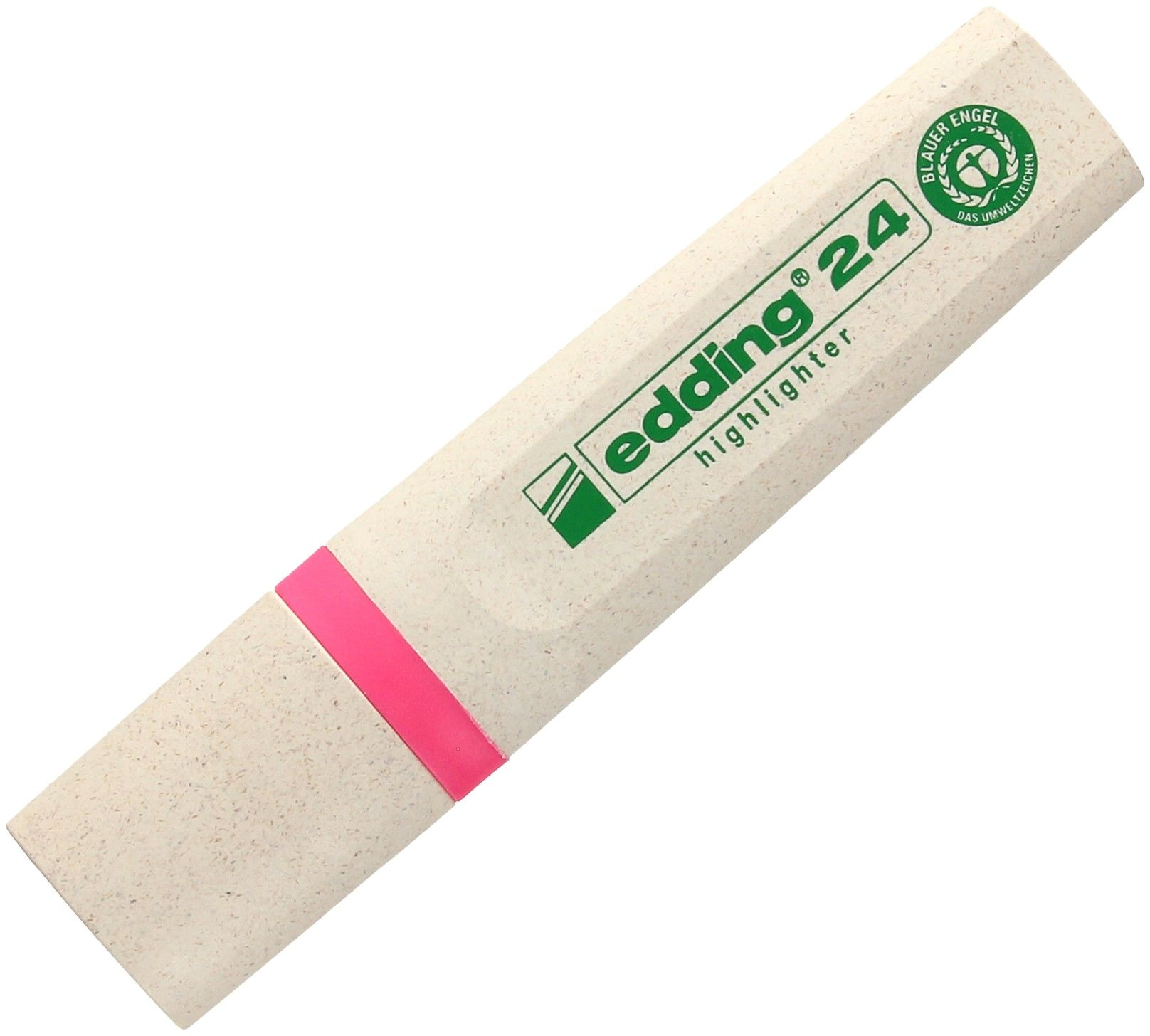 Zakreślacz różowy Edding 24 EcoLine