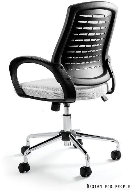Fotel biurowy AWARD biały  Kupuj w Sprawdzonych sklepach