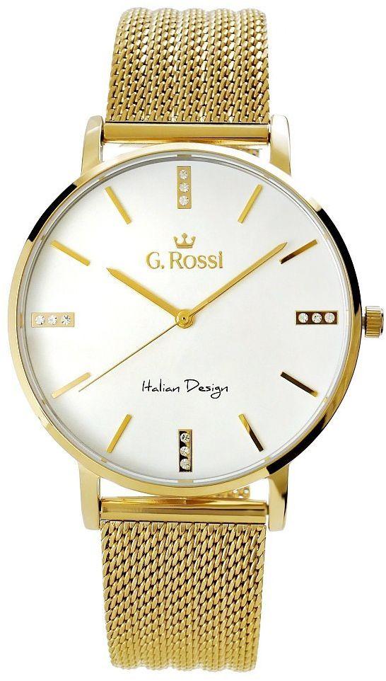 Zegarek Damski G.Rossi 10401B3-3D1