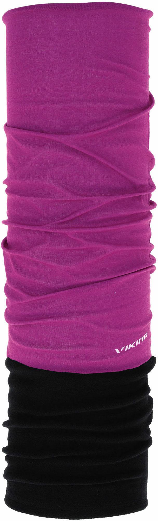VIKING bandana wielofunkcyjna POLARTEC OUTSIDE pink 420/22/1214/46 Rozmiar: UNI,420/22/1214/46/UNI