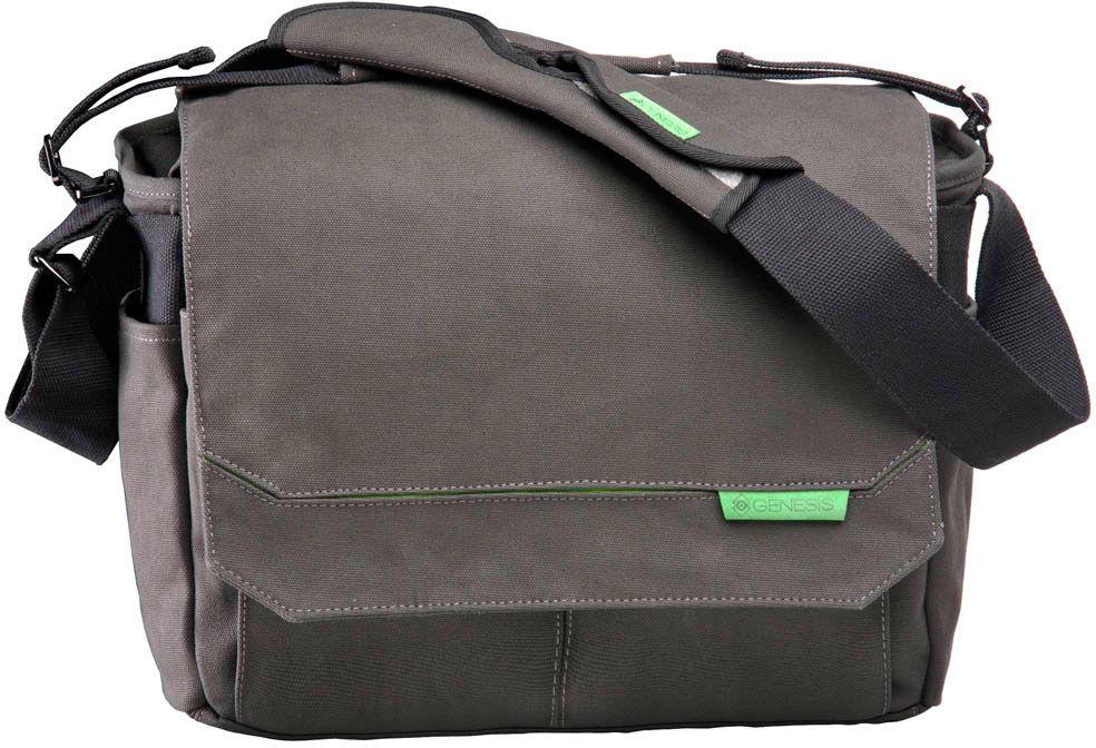 Genesis Tacit L torba fotograficzna zielona