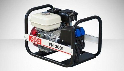 Agregat prądotwórczy Fogo FH 3001 FH3001 Honda generator