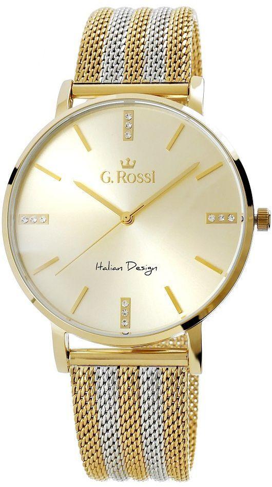 Zegarek Damski G.Rossi 10401B3-3D2