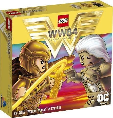 LEGO DC Super Heroes - Wonder Woman vs Cheetah 76157