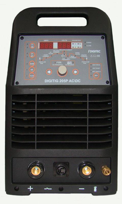 DIGITIG 205 ACDC +UCHWYT TIG 8 METRÓW