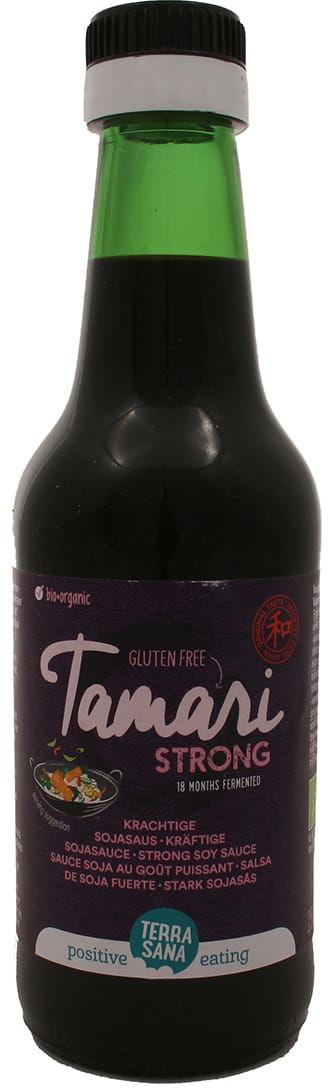 Sos sojowy tamari mocny BIO - Terra Sana - 250 ml