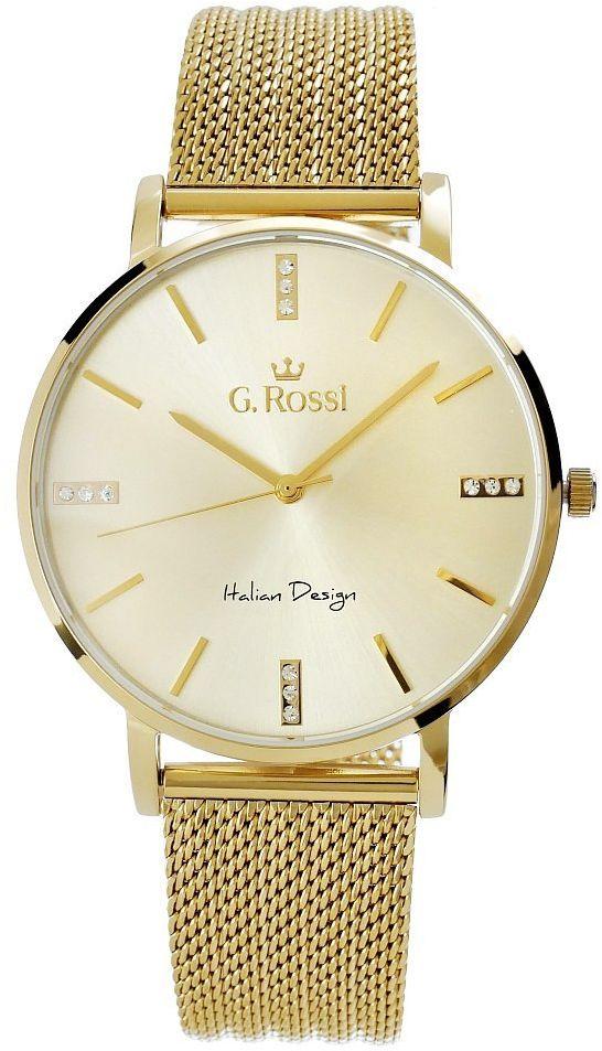 Zegarek Damski G.Rossi 10401B3-4D1