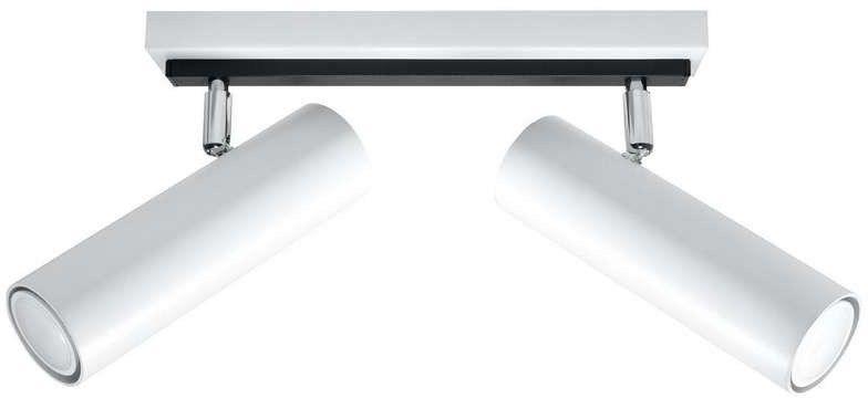 Sollux - plafon direzione 2 biały