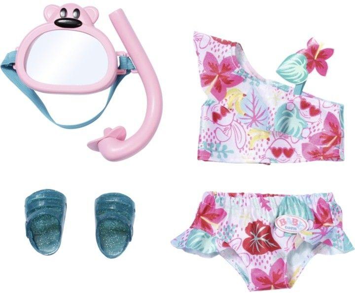 BABY Born - Zestaw wakacyjny z bikini 829240