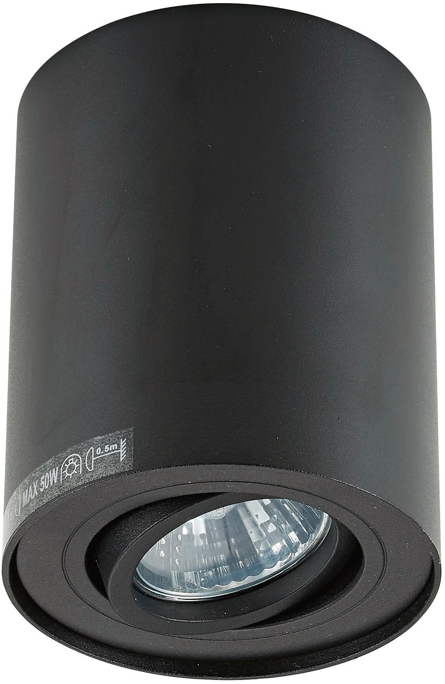 Lampa sufitowa RONDOC SL 1 20038-BK Zuma Line  SPRAWDŹ RABATY  5-10-15-20 % w koszyku
