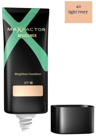 Max Factor Xperience Weightless Foundation 040 Light Ivory Podkład wygładzający - 30ml Do każdego zamówienia upominek gratis.