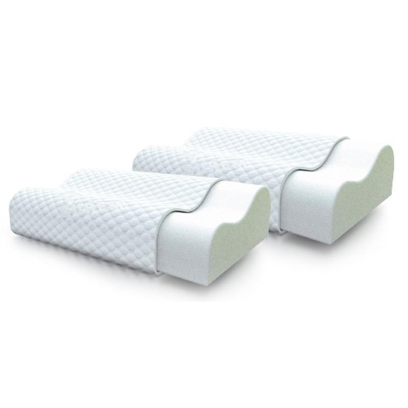 Poduszka ERGO L CUREM : Rozmiar poduszki - 50x31, Wysokość - L - 11 cm