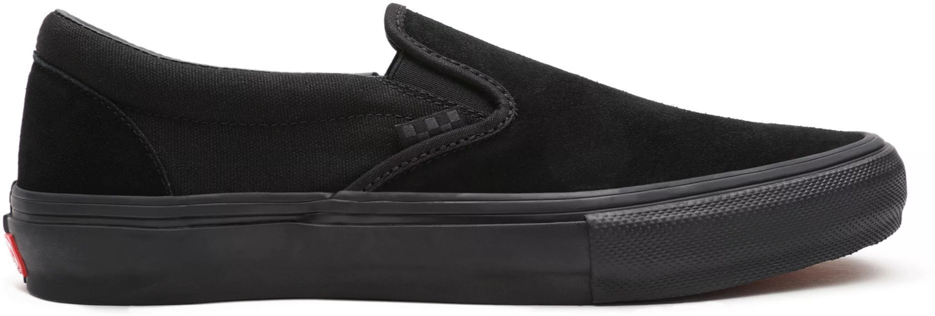 obuwie VANS SKATE SLIP-ON Black/Black