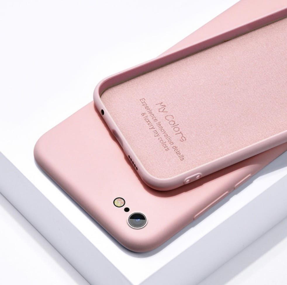 Etui Fiber Silicone Apple iPhone 8