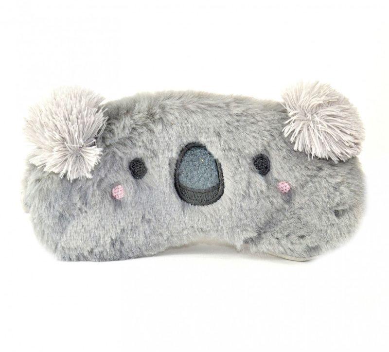Opaska na oczy do spania koala Beauty Senses BS00034
