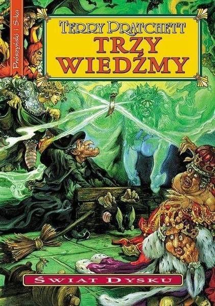 Trzy wiedźmy. Świat dysku wyd. 2020 - Terry Pratchett