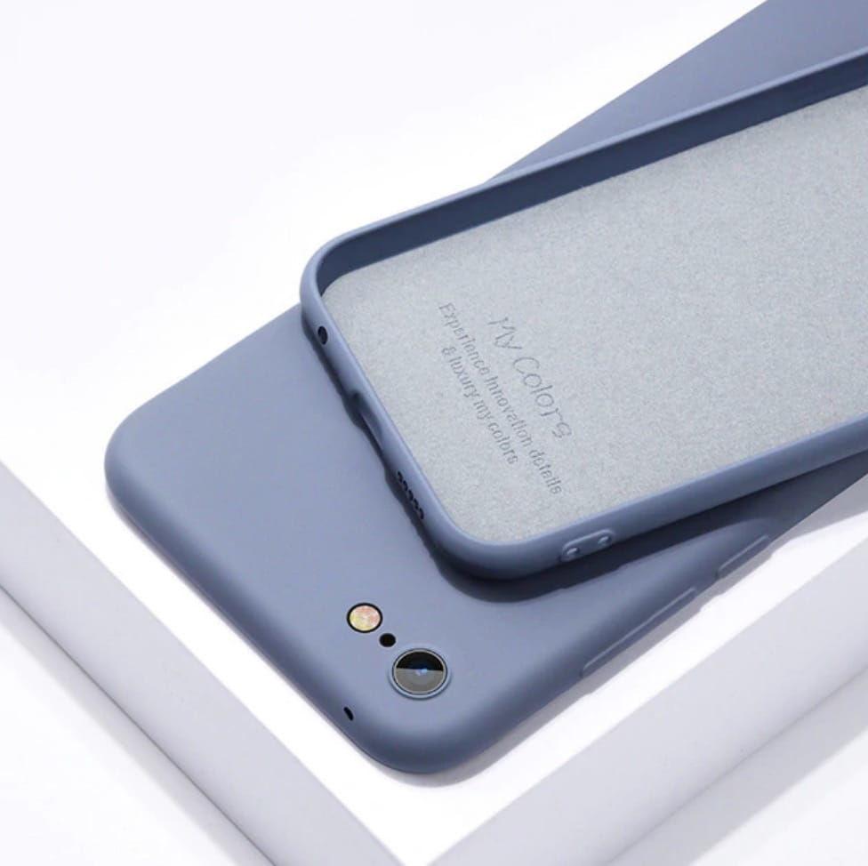 Etui Fiber Silicone Apple iPhone 7 Plus
