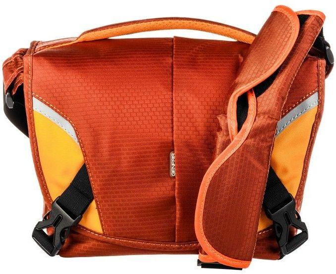 Genesis Boston pomarańczowy - torba fotograficzna