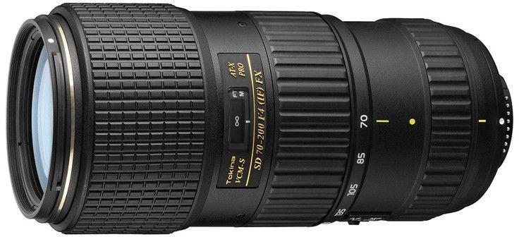 Obiektyw Tokina AF 70-200mm f/4 AT-X FX VCM-S Nikon