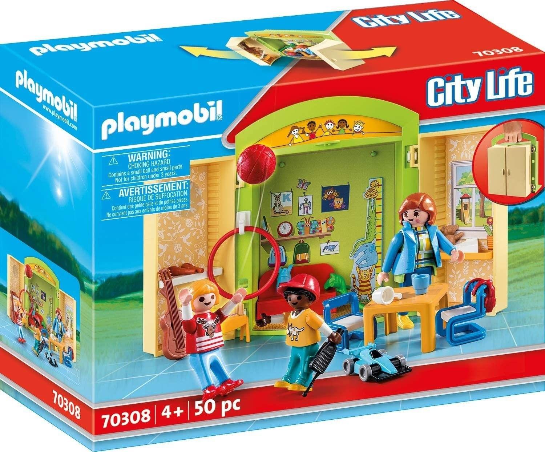 Playmobil - Play box - Przedszkole 70308