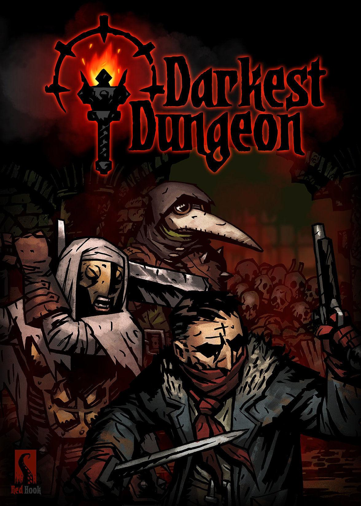 Darkest Dungeon (PC) PL klucz Steam
