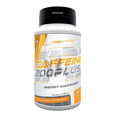 Caffeine 200plus 60caps