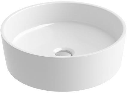Ravak umywalka Uni Slim 400 nablatowa ceramiczna XJX01140002