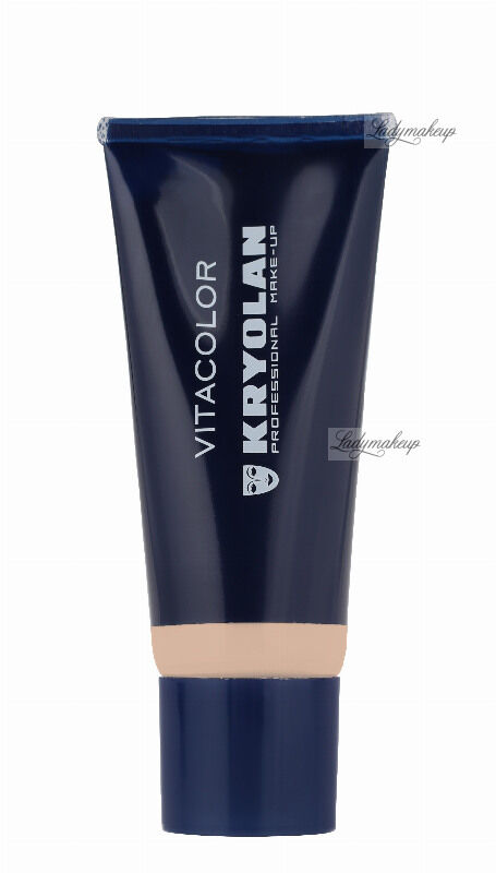 KRYOLAN - VITACOLOR - Cream Foundation With High Covering Powder - Mocno kryjący podkład - 40 ml - ART. 1021 - NB