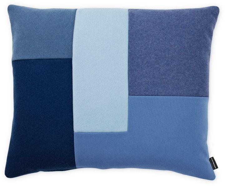 Poduszka Brick Odcienie Niebieskiego