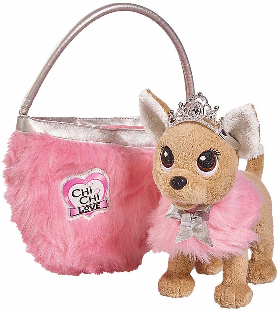 Simba 105893126 Chi Love Beauty Princess pluszowe zwierzątko