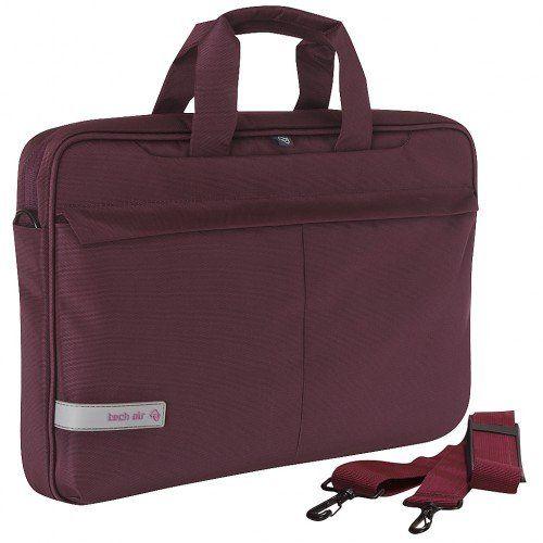 Tech Air torba na ramię na laptopa teczka, 42 cm, fioletowa