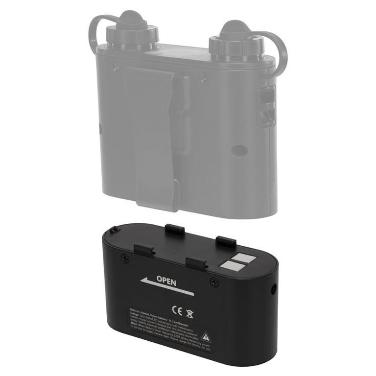 Moduł akumulatora Quadralite Reporter PowerPack 45