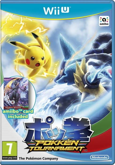 Gra Pokkén Tournament + amiibo - Edycja Kolekcjonerska (Nintendo WiiU)