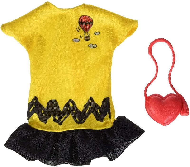 Barbie - Zestaw ubranek Snoopy FPW43